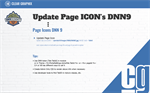 Update Page Icons in DNN 9 via Action Forms
